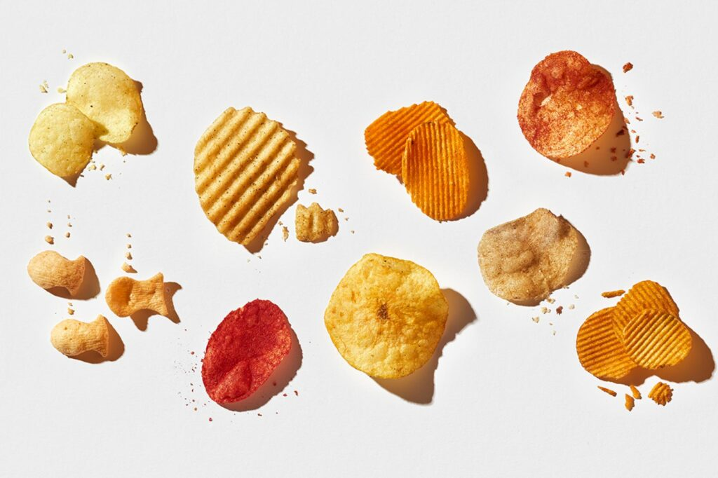 Gear Up for the new age of Snacking